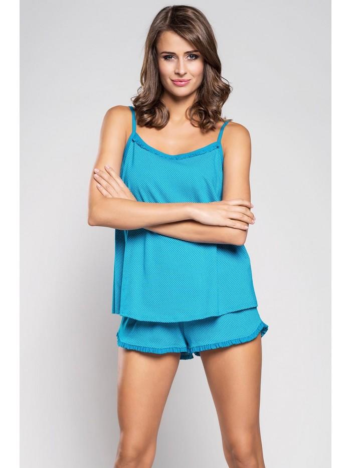 Elegancka i ciepła piżamka